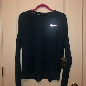 Nike Women's Dry Element Long Sleeve Running Top